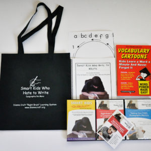 Dysgraphia Package