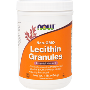 Lecithin Granules- NOW
