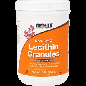 Lecithin Granules- NOW