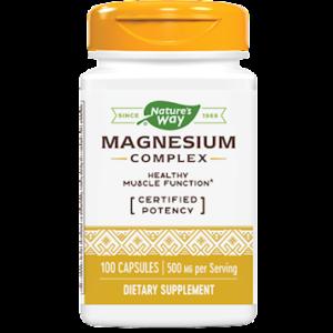 Magnesium Citrate Complex