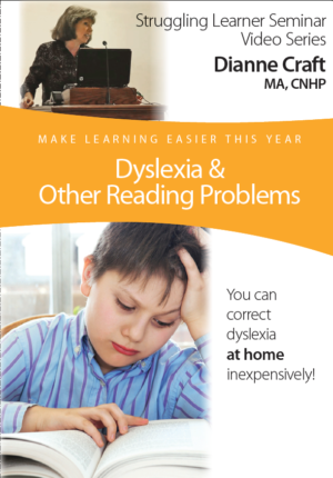 Dyslexia and Other Reading Problems DVD