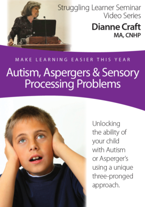 Autism, Asperger's & Sensory Processing Problems