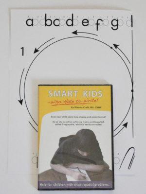 Smart Kids Who Hate to Write DVD